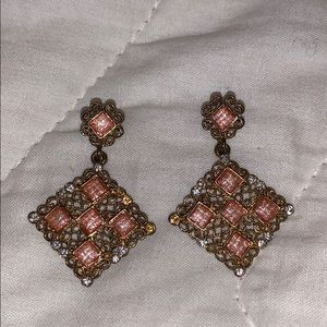 Lilly Pulitzer studded earrings